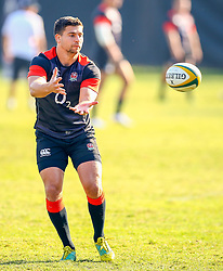 Ben Youngs (Leicester Tigers) - Mandatory by-line: Steve Haag/JMP - 13/06/2018 - RUGBY - Kings Park Stadium - Durban, South Africa - England Rugby Training and Press Conference, South Africa Tour
