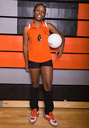 2008 Charlottesville High School Black Knights girls volleyball teams.