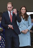 KATE & Prince William Visit Valero Refinery, Wales