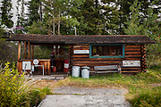 Tweedsmuir Air Services, Nimpo Lake, BC.