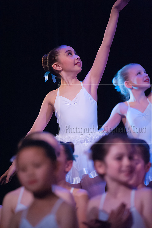 Wellington, NZ. 4.12.2015. Icing Sugar, from the Wellington Dance & Performing Arts Academy end of year stage-show 2015. Big Show, Friday 6.30pm. Photo credit: Stephen A'Court.  COPYRIGHT ©Stephen A'Court