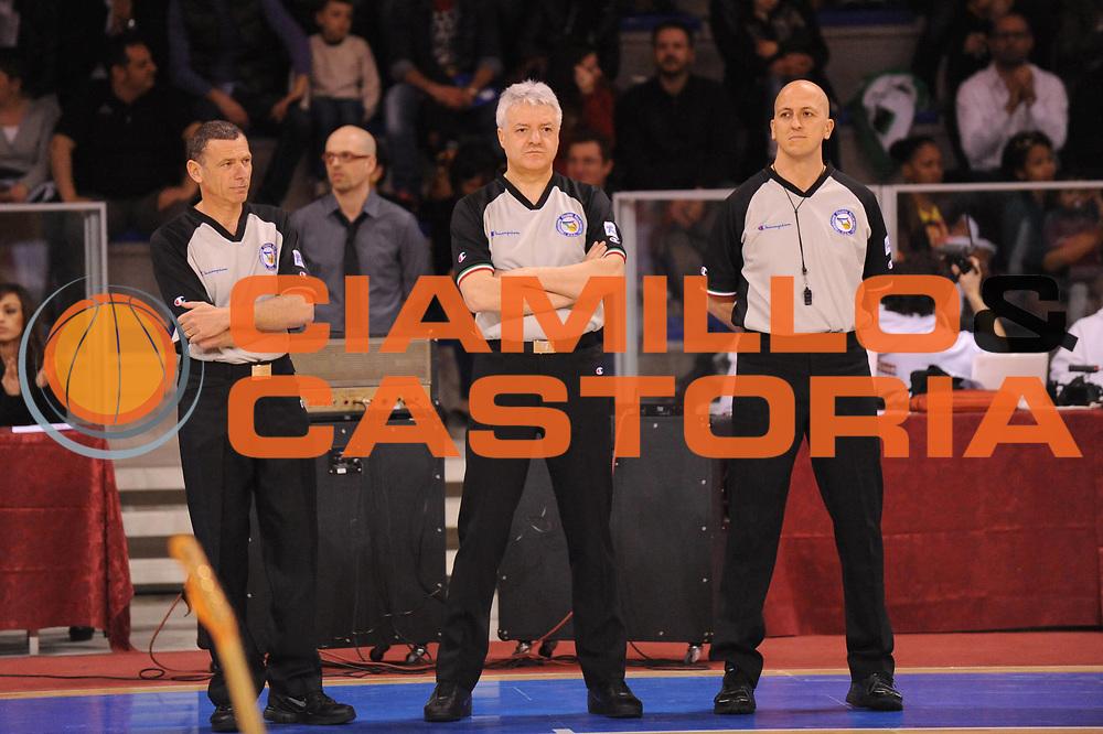 DESCRIZIONE : Riccione Legadue SuisseGas All Star Game 2012<br /> GIOCATORE : Arbitro Pascotto Pasetto Ursi<br /> CATEGORIA : <br /> SQUADRA : <br /> EVENTO : All Star Game 2012<br /> GARA : Est Ovest<br /> DATA : 06/04/2012<br /> SPORT : Pallacanestro<br /> AUTORE : Agenzia Ciamillo-Castoria/M.Marchi<br /> Galleria : Lega Basket A2 2011-2012 <br /> Fotonotizia : Riccione SuisseGas All Star Game 2012<br /> Predefinita :