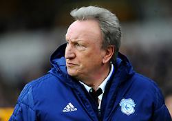 Cardiff City manager Neil Warnock looks on - Mandatory by-line: Nizaam Jones/JMP - 02/03/2019 - FOOTBALL - Molineux - Wolverhampton, England -  Wolverhampton Wanderers v Cardiff City - Premier League