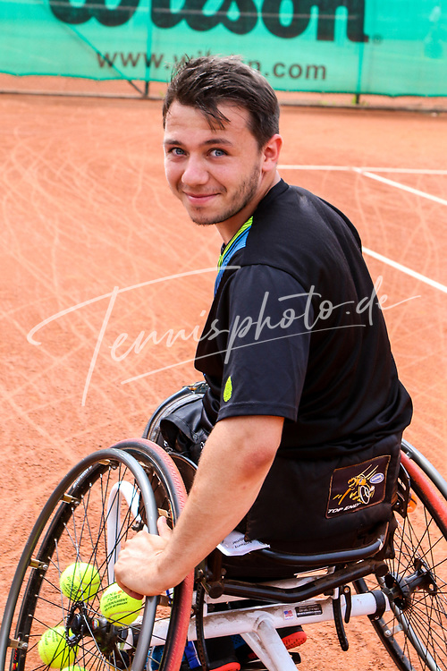 Anthony Dittmar (GER), 29. German Open - Wheelchair, Berlin, 22.07.2017, Foto: Claudio Gaertner