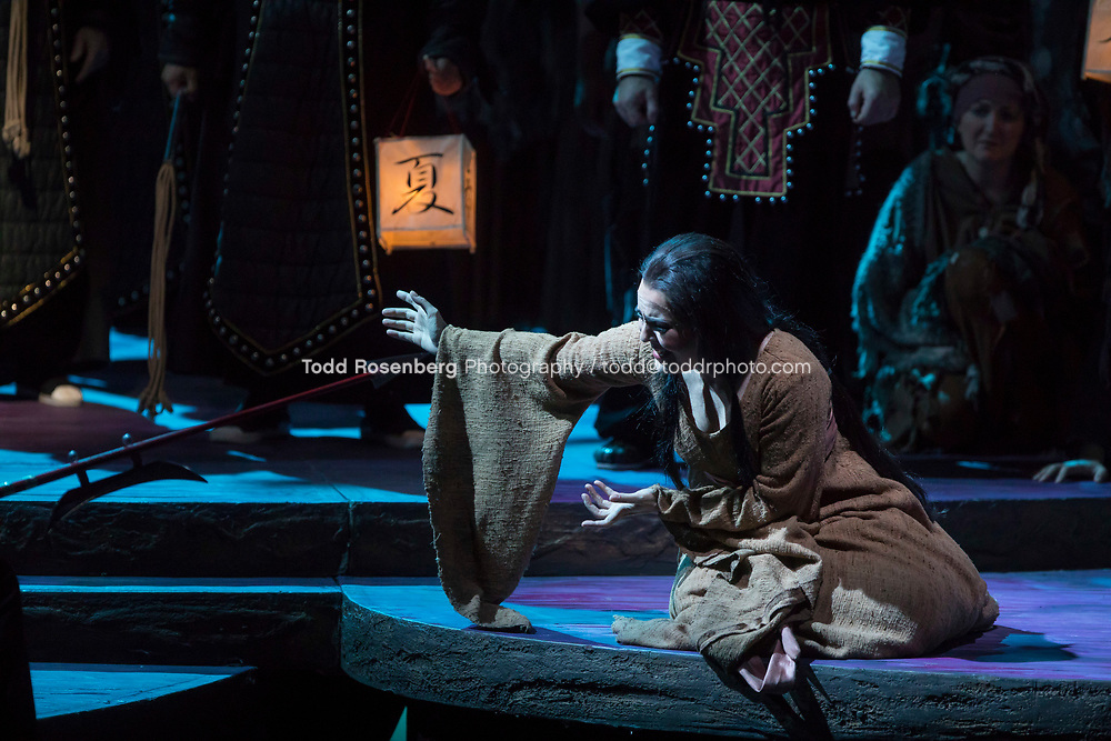 12/2/17 4:32:17 PM -- Chicago, IL, USA<br /> Lyric Opera Presents<br /> Puccinii's Turandot Dress Rehearsal<br /> <br /> &copy; Todd Rosenberg Photography 2017