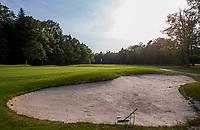 ENSCHEDE - hole Oost 9 , Golfbaan Rijk van Sybrook - COPYRIGHT KOEN SUYK