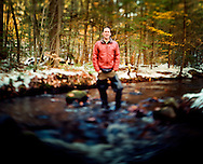Colby-Sawyer College Assistant Professor, Natural Sciences Nick Baer, teachs courses in ecology, freshwater biology, conservation biology, Community and Environmental Studies, and other sciences. .*(4x5 image tilt done in camera).