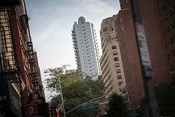 12 September 2017, New York, USA: Manhattan, New York.