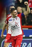 Royal Excel Mouscron v KV Kortrijk - 08 Apr 2018