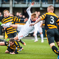 Alloa Athletic 0 v 0 Falkirk, Scottish Championship 12/10/2013.