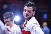 DESCRIZIONE : Milano Lega A 2015-16 Olimpia EA7 Emporio Armani Milano - Zagabria<br /> GIOCATORE : Alessandro Gentile<br /> CATEGORIA : Ritratto Pre Game<br /> SQUADRA : Olimpia EA7 Emporio Armani Milano<br /> EVENTO : Campionato Lega A 2015-2016<br /> GARA : Olimpia EA7 Emporio Armani Milano - Zagabria<br /> DATA : 05/11/2015<br /> SPORT : Pallacanestro<br /> AUTORE : Agenzia Ciamillo-Castoria/M.Ozbot<br /> Galleria : Lega Basket A 2015-2016 <br /> Fotonotizia: Milano Lega A 2015-16 Olimpia EA7 Emporio Armani Milano - Zagabria