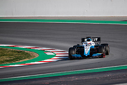 February 28, 2019 - Montmelo, BARCELONA, Spain - CATALONIA, BARCELONA, SPAIN, 28 February. #63 George RUSSELL driver of Williams Racing during the winter test at Circuit de Barcelona Catalunya. (Credit Image: © AFP7 via ZUMA Wire)