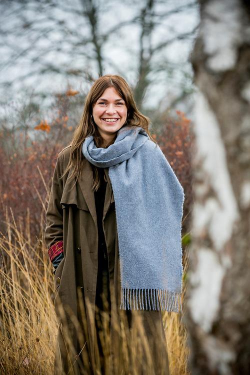 Actrice Lauren Muller