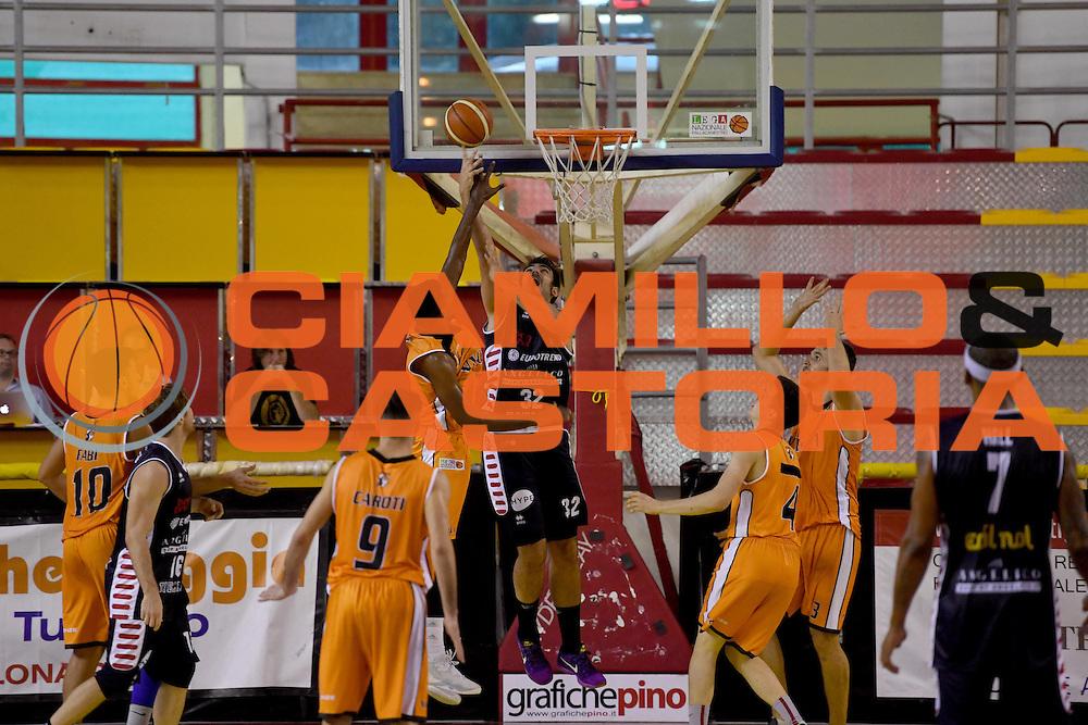 Amedeo Tessitori<br /> Viola Reggio Calabria - Angelico Biella<br /> Campionato Basket LNP 2016/2017<br /> Reggio Calabria 09/10/2016<br /> Foto Ciamillo-Castoria