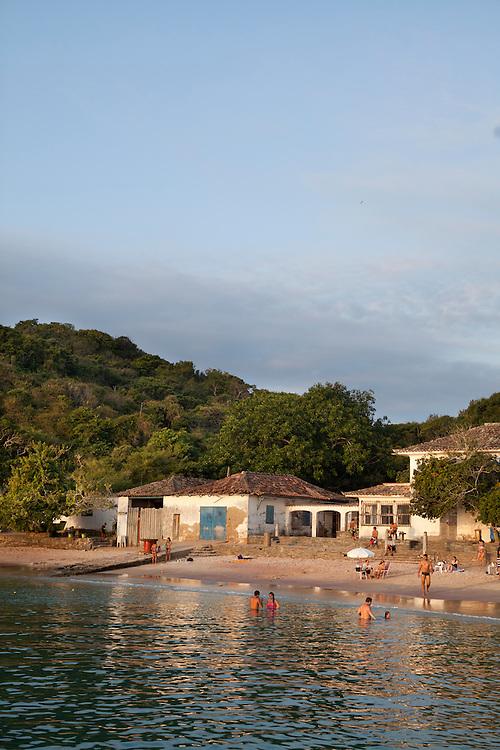 Joao Fernandinho Beach
