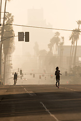 Los Angeles Marathon , Simeon,