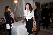 MARIE HELVIN, Dinner to mark 50 years with Vogue for David Bailey, hosted by Alexandra Shulman. Claridge's. London. 11 May 2010