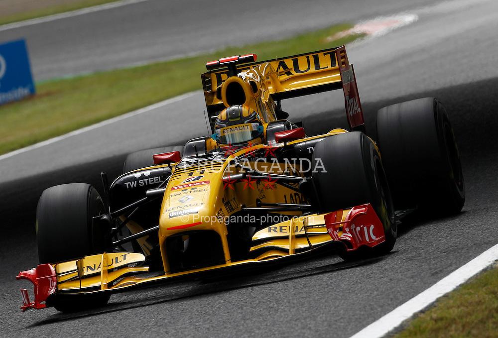 Motorsports / Formula 1: World Championship 2010, GP of Japan, 11 Robert Kubica (POL, Renault F1 Team),