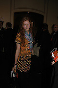 Lily Cole, Opening night of Dralion. Cirque de Soleil's 20th anniversary. Royal Albert Hall. 6 jan 2005. ONE TIME USE ONLY - DO NOT ARCHIVE  © Copyright Photograph by Dafydd Jones 66 Stockwell Park Rd. London SW9 0DA Tel 020 7733 0108 www.dafjones.com