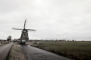 Windmill at Volendam, Noord Holland