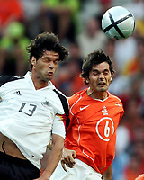 Fotball,  Portugal, EM, Euro 2004, 150604, Nederland - Tyskland,<br />