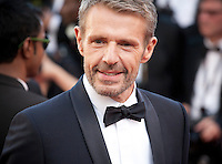 Lambert Wilson at the gala screening for the film The Last Face at the 69th Cannes Film Festival, Friday 20th May 2016, Cannes, France. Photography: Doreen Kennedy