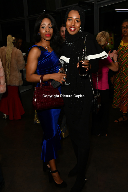 The BAME Donor Gala - Awareness gala hosted by the Health Committee with live music and poetry performances at City Hall at The Queen's Walk, London, UK. 18 March 2019.