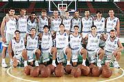 Foto Ufficiali Estate 2001<br /> Nella foto: Italia<br /> Foto Ciamillo