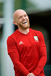 WREXHAM, WALES - Wednesday, June 5, 2019: Wales' Jonathan Williams during a training session at Colliers Park ahead of the UEFA Euro 2020 Qualifying Group E match between Croatia and Wales. (Pic by David Rawcliffe/Propaganda)