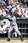 Derek Jeter of the New York Yankees. (Photo by Joe Robbins)