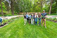 Replanting Sunken Garden