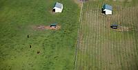 Aerial view of Horse Farm