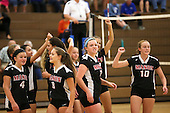 MCHS JV Volleyball vs George Mason