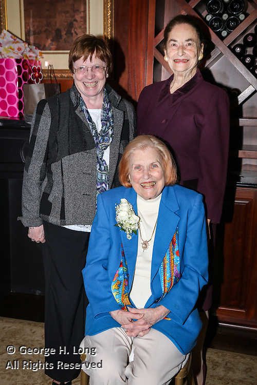 The 90th birthday celebration for Hilda Blitch at Galatoire's 33