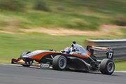 Clement Novalak from Great Britain wins Race 2, Round 3 of the 2018 Castrol Toyota Racing Series at Hampton Downs, Sunday January 28, 2018.<br /> Copyright photo: Bruce Jenkins / www.photosport.nz