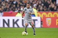 Dimitri Payet - 22.03.2015 - Lens / Marseille - 30eme journee de Ligue 1 <br /> Photo : Andre Ferreira / Icon Sport