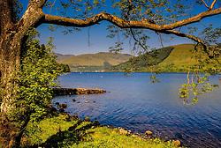 Loch Earn near Lochearnhead, Perthshire, Scotland<br /> <br /> (c) Andrew Wilson | Edinburgh Elite media