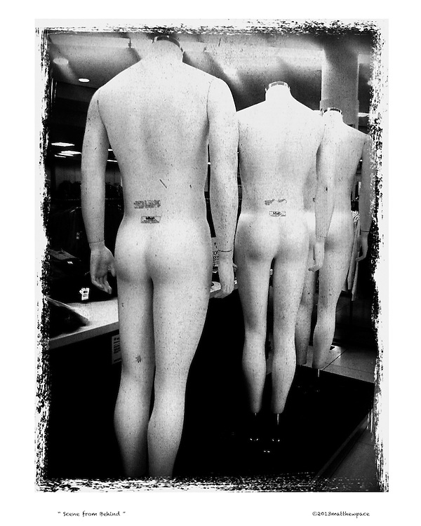 naked mannequins,dummies
