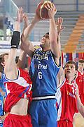 Campionato Europeo Maschile Under 20 Italia-Russia