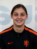 International Women's Friendly Matchs 2019 / <br /> Womens's Algarve Cup Tournament 2019 - <br /> Spain v Netherlands 2-0 ( Municipal Da Bela Vista Stadium- Parchal,Portugal ) - <br /> Aniek Nouwen of Netherlands