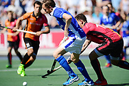 UTRECHT Hockey Play Off<br /> Kampong - Oranje - Rood<br /> Foto: Quirijn Caspers and Teun Beins <br /> WORLDSPORTPICS COPYRIGHT FRANK UIJLENBROEK