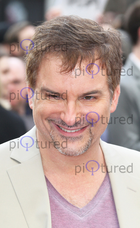 Shane Black, Iron Man 3 UK Special Screening, Odeon cinema Leicester Square, London UK, 18 April 2013, (Photo by Richard Goldschmidt)