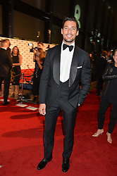 DAVID GANDY at the GQ Men of The Year Awards 2016 in association with Hugo Boss held at Tate Modern, London on 6th September 2016.