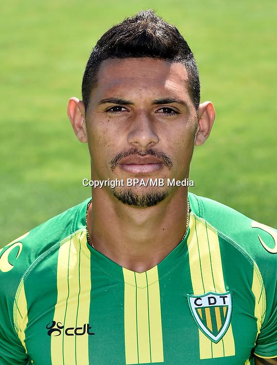 Portugal - Primera Liga NOS 2016-2017 / <br /> ( CD Tondela ) - <br /> Crislan Henrique da Silva de Souza &quot; Crislan &quot;