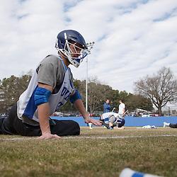 2014-02-07 Duke lacrosse practice