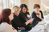20180405, Thursday, April 5, 2018, Quincy, MA, USA;  Annual Lovely Ladies Spring Social dinner to benefit My Brother's Keeper of Easton MA held at Granite Links Golf Club in Quincy MA on Thursday evening April 5, 2018. The annual fundraiser is an all-female gathering save for My Brother's Keeper co-founder Jim Orcutt along with My Brother's Keeper president Erich Miller and Mission Advancement Director Vin Shea who joined the festivities.  <br /> <br /> ( 2018 &copy; lightchaser photography )