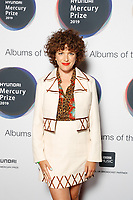 Annie Mac attends the media room during the 2019 Hyundai Mercury Prize Launch, Eventim Apollo, London, UK, Saturday 06 July 2019<br /> Photo JM Enternational
