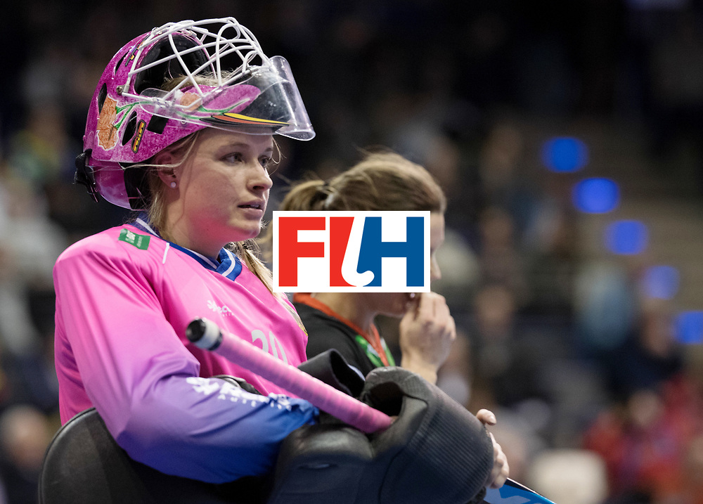 BERLIN - Indoor Hockey World Cup<br /> Women: Germany  - Australia<br /> foto: Julia Ciupka.<br /> WORLDSPORTPICS COPYRIGHT FRANK UIJLENBROEK