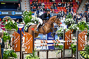 Johan Sebastian Gulliksen - Tajulla<br /> Gothenburg Horse Show 2019<br /> © DigiShots
