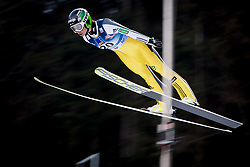 Maja Vtic from Slovenia during Qualification Round at Day 2 of FIS Ski Jumping World Cup Ladies Ljubno 2018, on January 27, 2018 in Ljubno ob Savinji, Slovenia. Photo by Urban Urbanc / Sportida